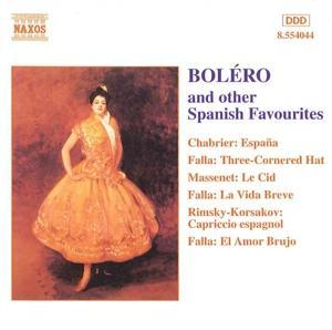 Spanische Lieblingswerke als CD