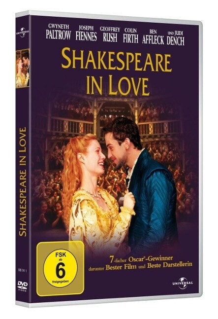 Shakespeare in Love als DVD