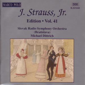 J.Strauss,Jr.Edition Vol.41 als CD