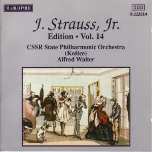 J.Strauss,Jr.Edition Vol.14 als CD