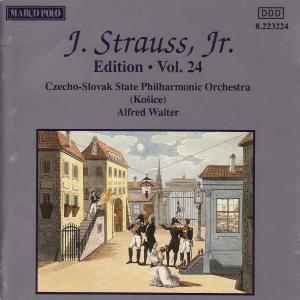 J.Strauss,Jr.Edition Vol.24 als CD