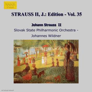 J.Strauss,Jr.Edition Vol.35 als CD