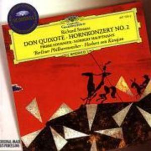 Don Quixote/Hornkonzert 2 als CD