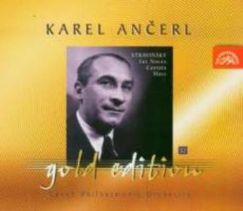 Ancerl Gold Ed.32: Les Noces als CD