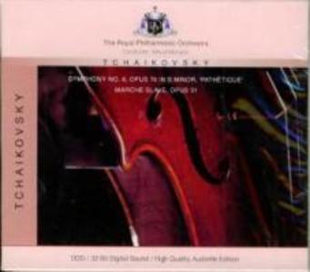Sinfonie 6 op.74 als CD