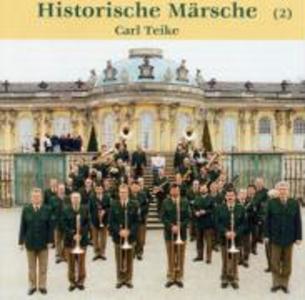 HISTORISCHE MÄRSCHE 2 als CD