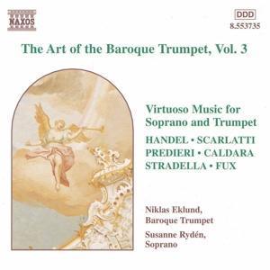 Die Kunst Der Barocktrompete 3 als CD