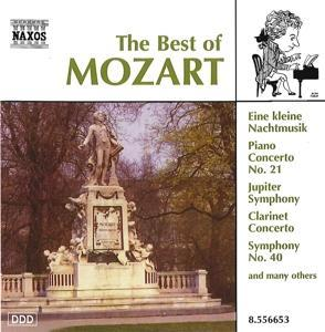 The Best of Mozart, 1 Audio-CD als CD