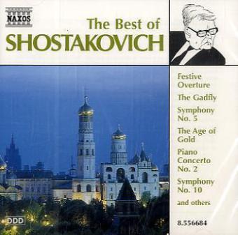 Best Of Shostakovich als CD