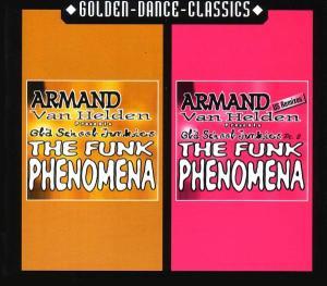 The Funk Phenomena als CD