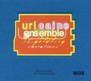 The Goldberg Variations als CD