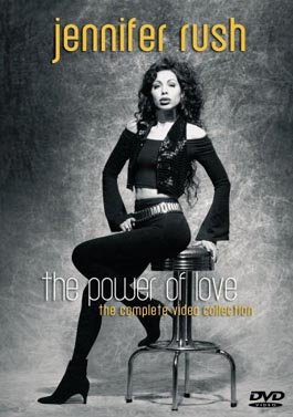 Jennifer Rush - The Power of Love - The Complete Video Collection als DVD
