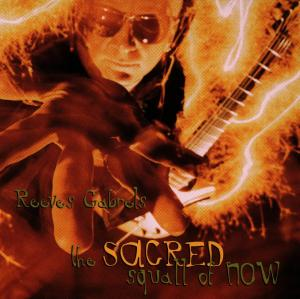 The Sacred Squall Of Now als CD
