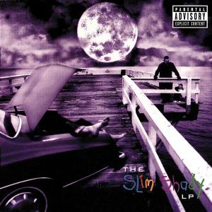 The Slim Shady LP als CD