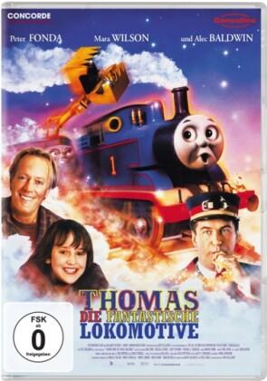 Thomas, die fantastische Lokomotive als DVD