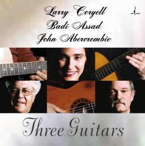Three Guitars als CD