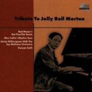 Tribute To Jelly Roll Morton als CD