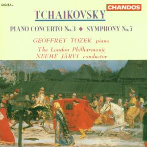 Klavierkonzert 3/Sinfonie 7 als CD