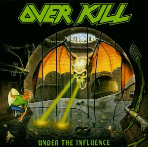 Under The Influence als CD