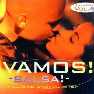 Vamos! Vol.6: Salsa als CD