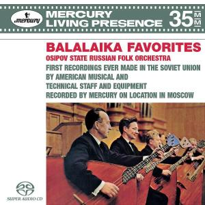 Balalaika Favorites (SACD)