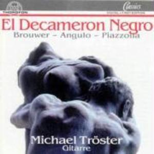 El Decameron Negro als CD
