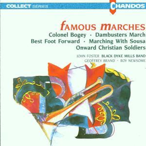 Famous Marches als CD