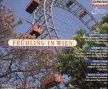Frühling In Wien als CD