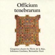 OFFICIUM TENEBRARUM als CD