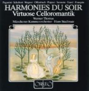 Harmonies du soir-Virtuose Celloromantik als CD