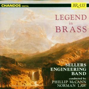 Legends In Brass als CD