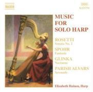 Musik Für Harfe Solo
