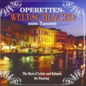 Operetten-Weltschlager Zum... als CD