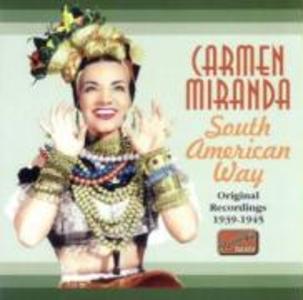 South American Way als CD