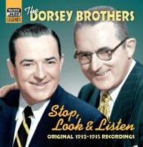 Stop,Look & Listen als CD