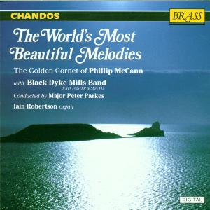 WORLD'S MOST BEAUTIFUL MELODIE als CD