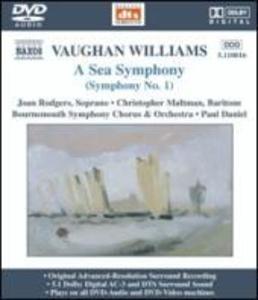 A Sea Symphonie (Sinf.1) als Audio DVD