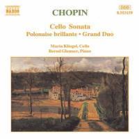 Cellosonate/Polonaise Brill./+