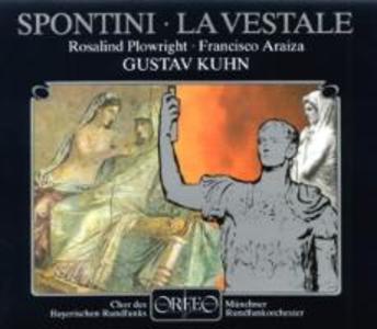 La Vestale-Tragedie lyrique en trois actes als CD