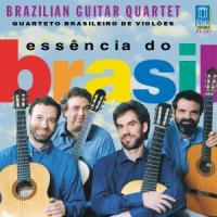 Brazilian Guitar Quartet als CD