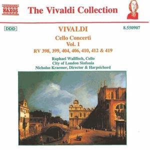 Cellokonzerte Vol.1 als CD