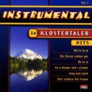 Instrum.Vol.1-Klostertaler als CD