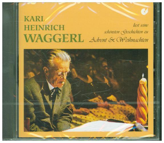 Waggerl Liest Zu Advent Und Weihnachten als CD