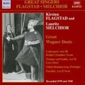 Grosse Wagnerduette als CD