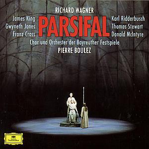 Parsifal (GA) als CD