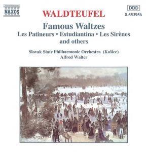 Berühmte Walzer als CD