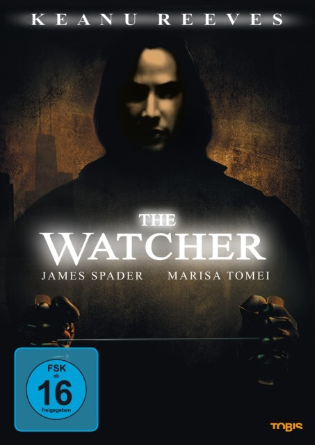 The Watcher als DVD