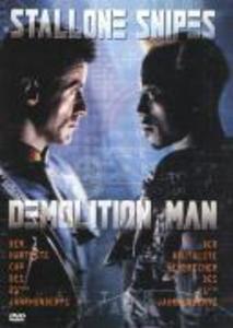 Demolition Man als DVD