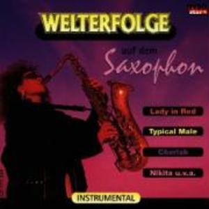 Welterfolge Auf Dem Saxophon als CD
