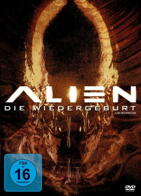 Alien - Die Wiedergeburt als DVD